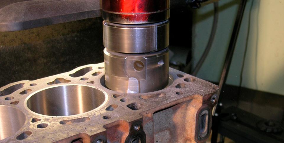 Хонингование цилиндров процесс